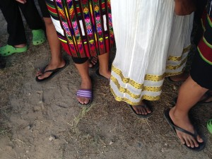 photo of feet July 22 2013