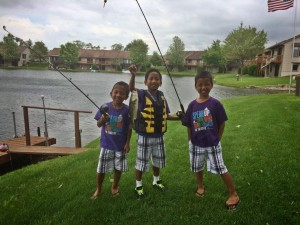 Photo May 25 boys fishing